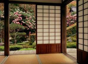 japanese garden interior doors background nature japan wallpapers door desktop paper zen backyard luscious asia inspired interieur scenery tatami asian