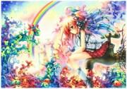 colorful world - & anime