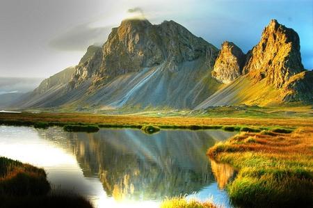 beautiful island - beaches & nature