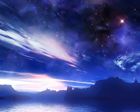 Cool sky Sky Nature Background Wallpapers on Desktop
