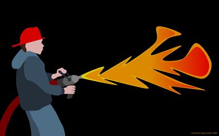 Fireman - Fantasy & Abstract Background Wallpapers on Desktop Nexus (Image  894537)
