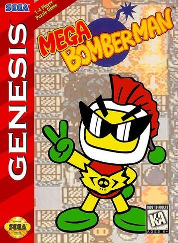Mega Bomberman (Europe) ROM | SG Game | Download ROMs