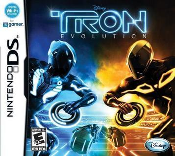 Tron Evolution ROM | NDS Game | Download ROMs