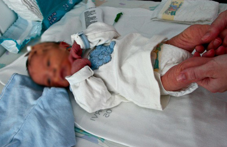 Medical miracle Worlds most premature baby  Emirates247