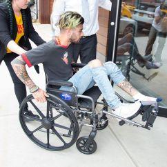 Wheelchair Emirates Chair Leg Extensions Zayn Malik In 24 7