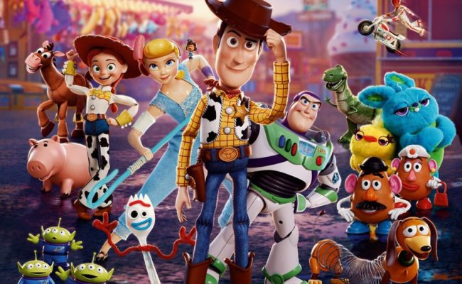 Toy Story 4 Passing On Our Favorite Characters To The