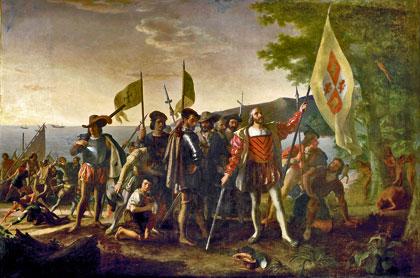 Historical tidbits European colonization and the spread