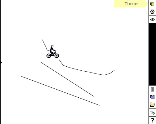 Line Rider 2 Tracks