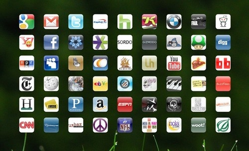 Use the iPhone Icon Generator to Make a Custom iPad Homepage