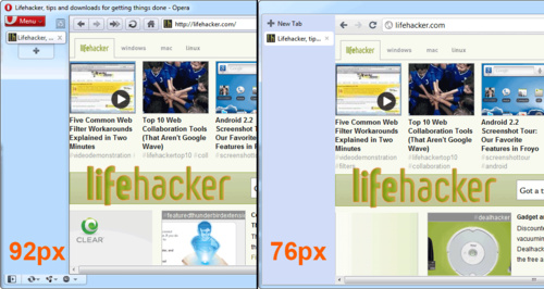 Browser Comparison: What's the Most Pixel-Friendly Browser?