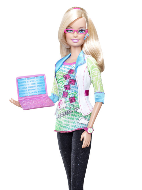 CompEngineerBarbie