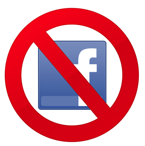 Top Ten Reasons You Should Quit Facebook