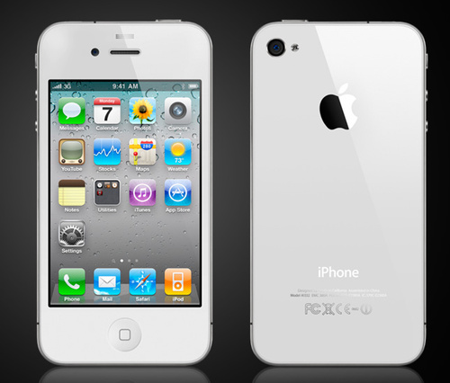 Apple: White iPhones Delayed Until Mid July