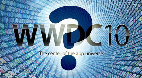 WWDC 10: Here Comes the New iPhone, But What  Else?