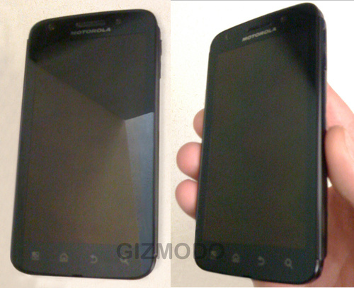 Is This Motorola's Dual-Core Olympus Phone?