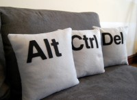 Ctrl-Alt-Del Cushions Reboot Your Living Room Style ...