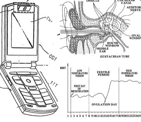 Samsung Files Patent for Safe (ie Non-Baby) Sex Cell Phone