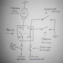 Vt Thermo Fan Wiring Diagram Snake Skeleton Labeled Electrical Gmh Torana Posted Image