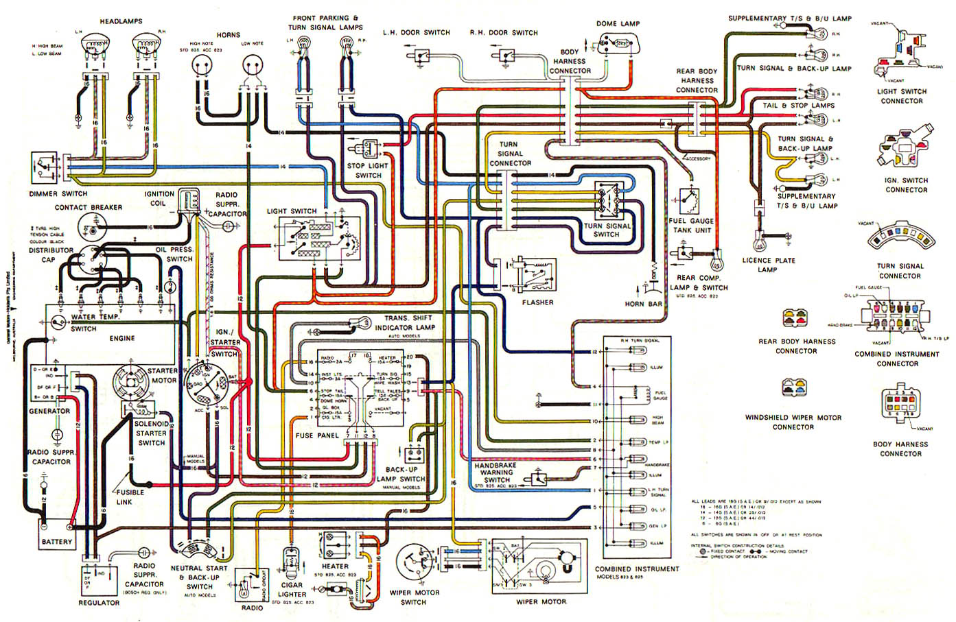 hight resolution of posted image gtr wiring harness
