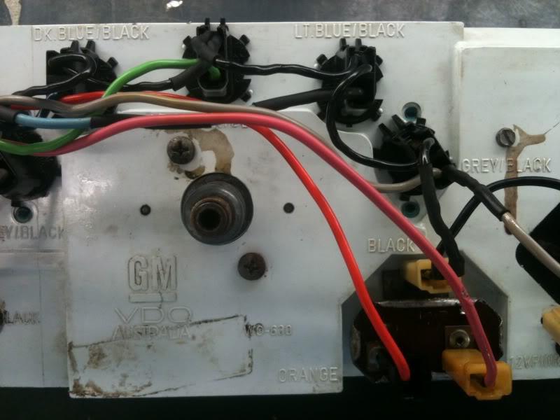 Temperature Gauge Wiring Diagram On 70 Gto Dash Wiring Diagram