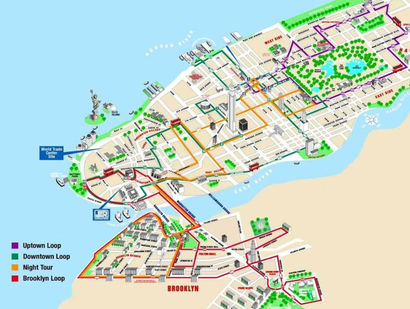 New York Downtown Bus Tour Map | Leancy Travel Nyc Bus Map Of Loops on map of nyc bridge, map of nyc walking, map of nyc metro, map of nyc airport, map of nyc art, map of nyc vintage, map of nyc food, map of nyc restaurants, map of nyc trains, map of nyc hotels, map of nyc commuter rail, map of nyc ferry, map of nyc subway, map of nyc underground, map of nyc hospital, map of nyc street,