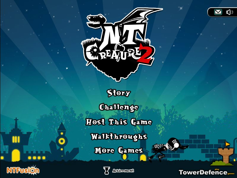 Nt Creature 2 Hacked (cheats)  Hacked Free Games