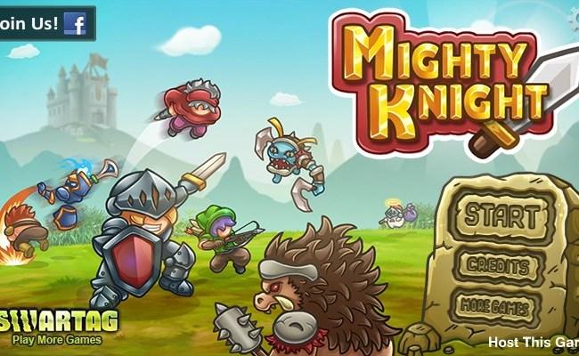 Mighty Knight Hacked Cheats Hacked Free Games