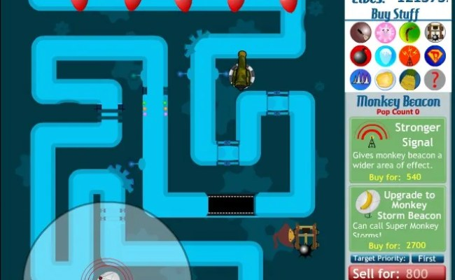 Bloons Tower Defense 3 Hacked Cheats Hacked Free Games