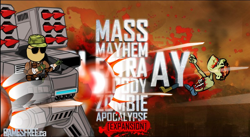 Mass Mayhem Zombie Expansion at StarfallZone
