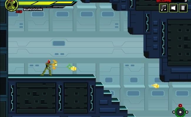 Ben 10 Ultimate Alien Rescue Hacked Cheats Hacked