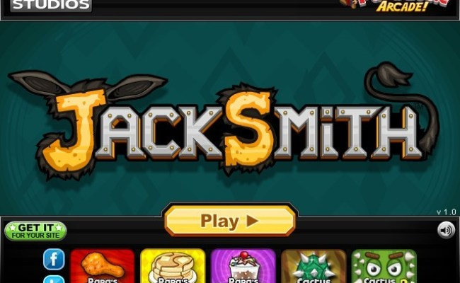 Cool Math Games Jacksmith Hacked Jobs Online