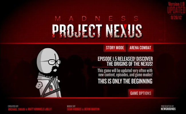 Madness Project Nexus Hacked Cheats Hacked Online Games
