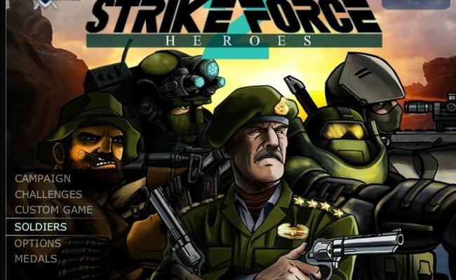 Strike Force Heroes 2 Hacked Cheats Hacked Online Games
