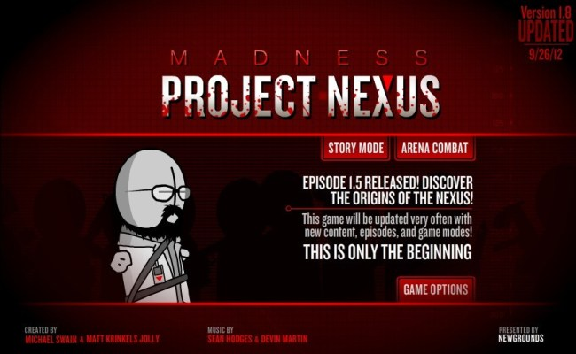 Madness Project Nexus Party Mod Hacked Cheats