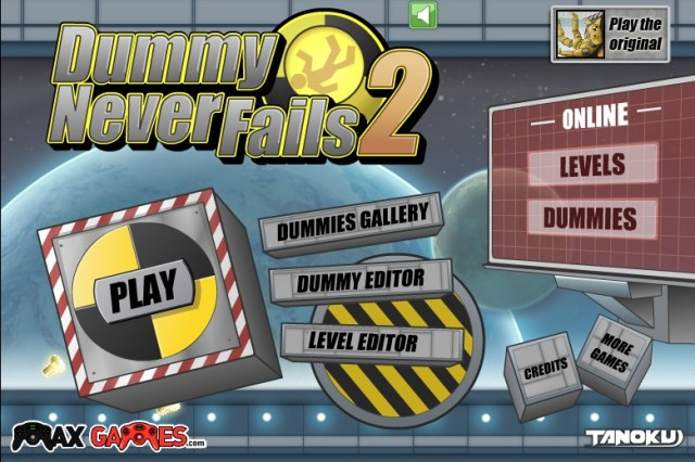 Dummy Never Fails 2 Hacked / Cheats - Hacked Online Games