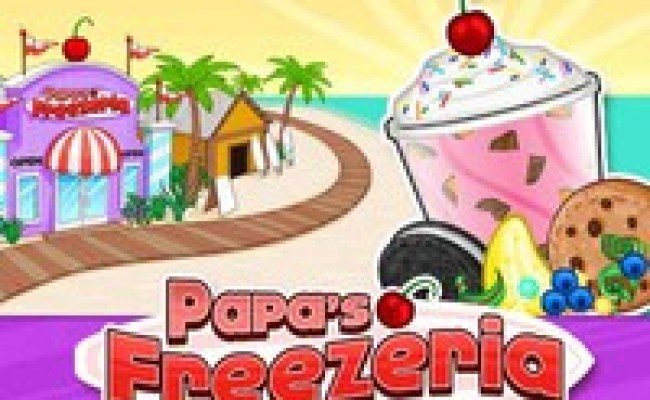 Play Papa S Freezeria Hacked Unblocked By Ihackedgames
