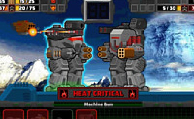 Play Super Mechs Unblocked By Ihackedgames