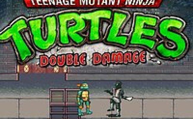 Play Teenage Mutant Ninja Turtles Hacked Unblocked By
