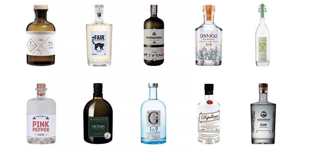 Dix Gins Franais Au Sommet De La Vague La Revue Du Vin