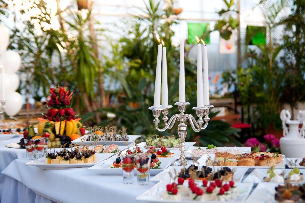 Mariage 50 Ides De Plats Pour Un Buffet Froid Et Chic