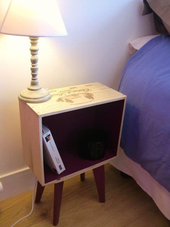 DIY  que faire avec des caisses de vin   Magazine Avantages