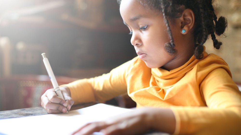 Tout Savoir Lapprentissage De Lcriture De Votre Enfant