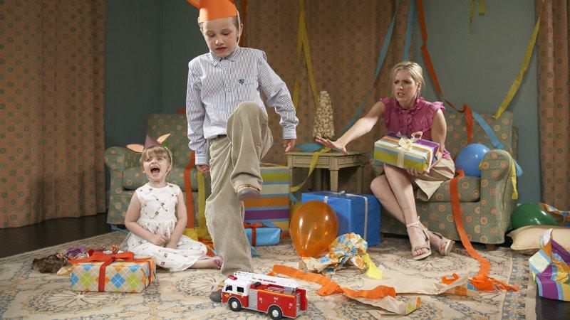 Mon enfant frappe  la discipline positive  Magicmamancom