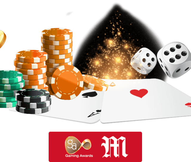Powered By Mansion Online Casino Operator Of The Year