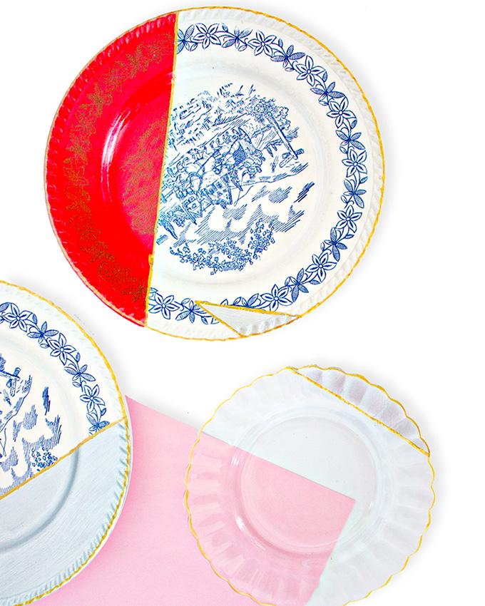 customiser sa vaisselle