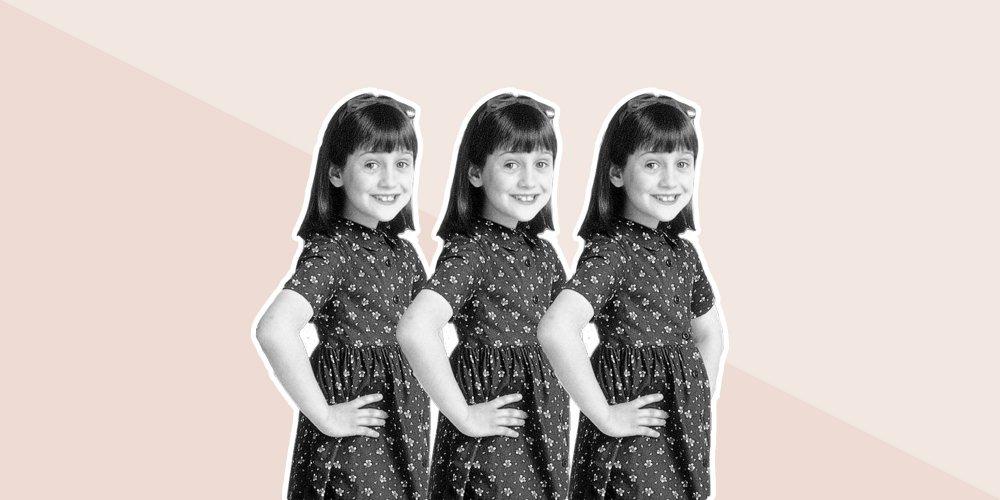 Matilda montage film fille surdouée
