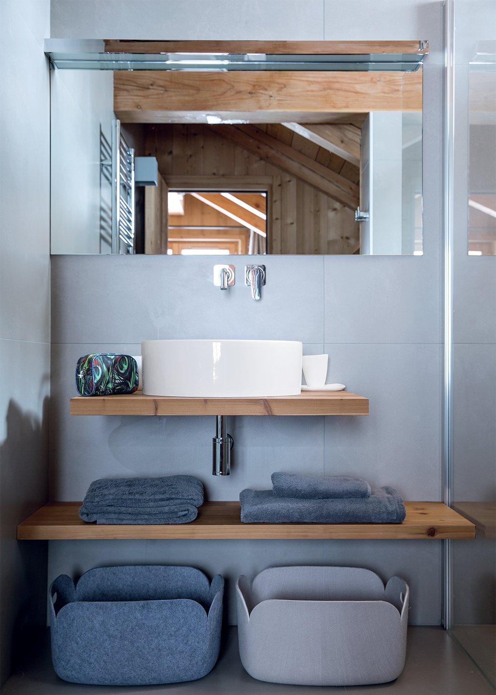Salle de bains grise  toutes nos plus belles inspirations  Marie Claire