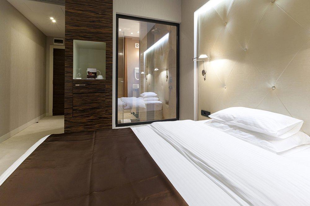 6 suites parentales aux salles de bains sublimes  Marie Claire