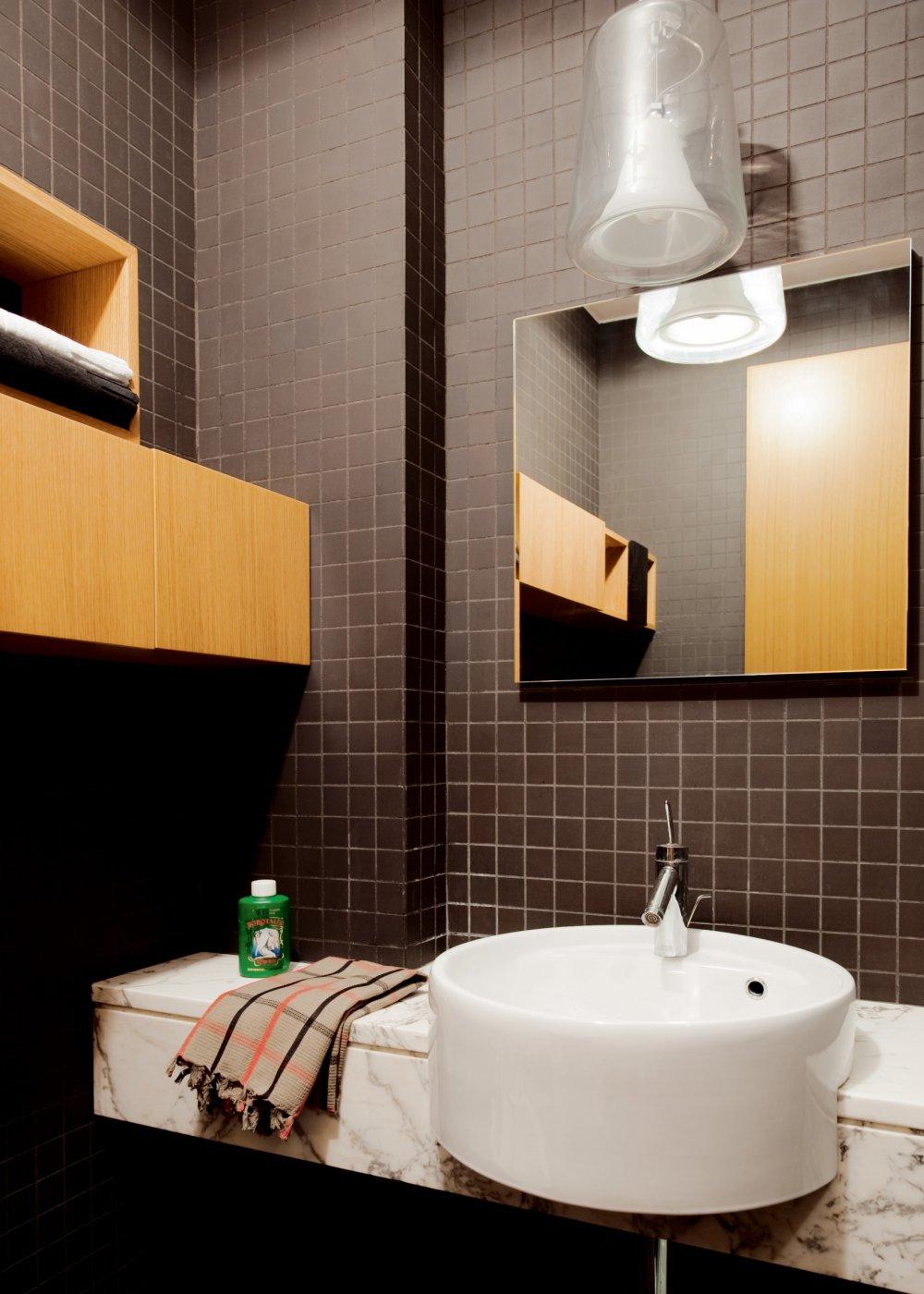 Peinture carrelage salle de bains  comment faire   Marie Claire