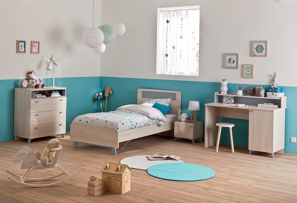 Bien choisir la couleur dune chambre denfant  Marie Claire